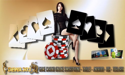 Game Smartphone Android iOS Live Casino Online Terlaris
