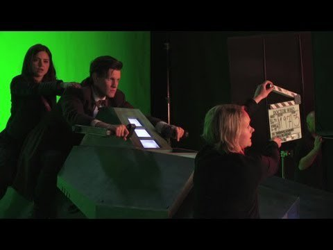 Behind the Scenes of The Rings Of Akhaten - BBC One