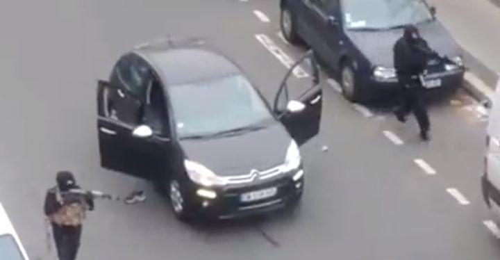 Charlie Hebdo : Une honte !