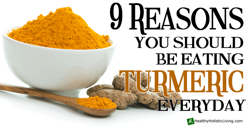 9 Reasons You Should Be Eating Turmeric Daily | The Unbounded Spirit