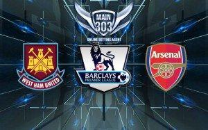 Prediksi West Ham United vs Arsenal 28 Desember 2014 Premier League