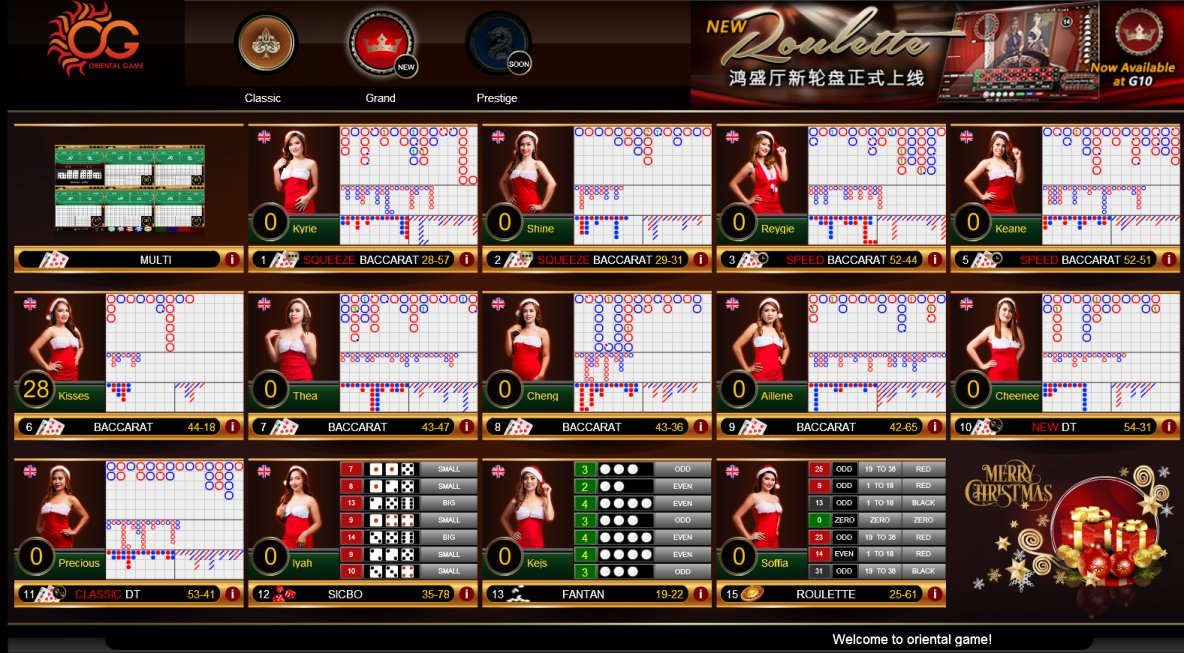 Daftar Ikut Main Live Casino Minimal Bet 1000