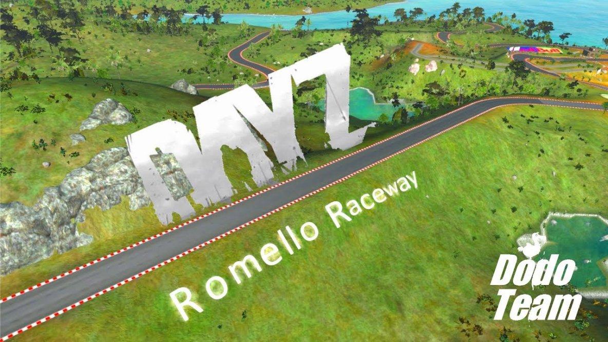 DayZ Lingor - Romello Raceway