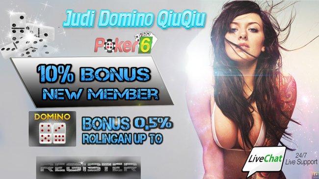 Situs Domino Online Terpercaya dan Terbaik