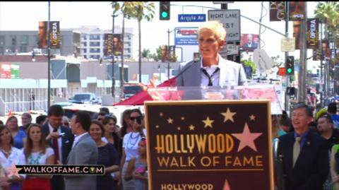 Ellen DeGeneres Walk of Fame