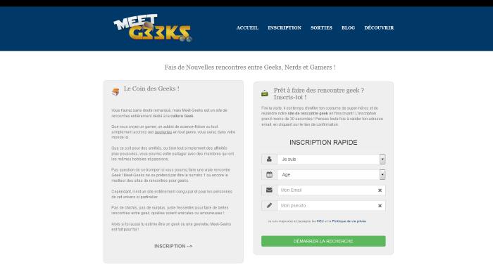 Meet Geeks - Test, Avis et Critique