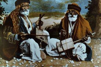 Musique bédouine