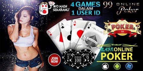 Main judi live poker di bandar judi online