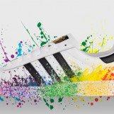 Des chaussures gay signés Adidas | My Gay Prides