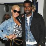 Avec Kim Kardashian, Kanye West et Amber Rose, c'est coucheries à tous les étages