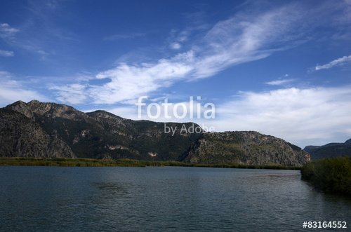 """""""Dalyan- Caunos"""" photo libre de droits sur la banque d'images Fotolia.com - Image 83164552"""