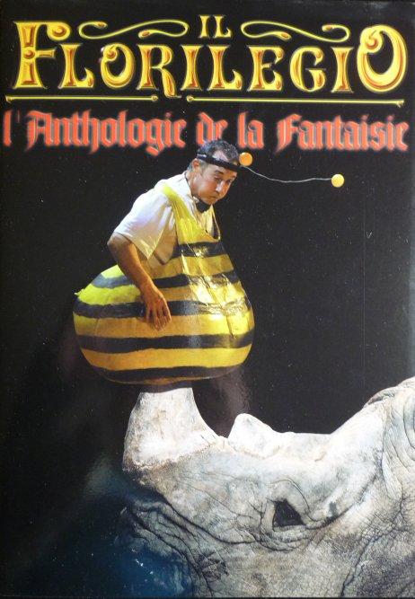 Programme cirque Il Florilegio - Darix TOGNI 2002