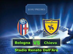 Prediksi Bola Bologna Vs Chievo 19 Maret 2017