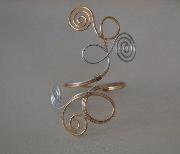 Bracelet chic et glamour : Bracelet par changeline-crea sur ALittleMarket