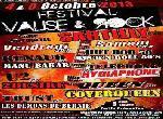 """Annonce """"Le 4 et 5 Octobre le Festival Valise & rock de Sartilly (50)"""""""