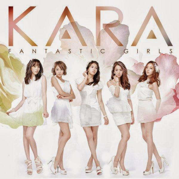 music : KARA Album Fantastic Girls 2013 - HOME IPPODA