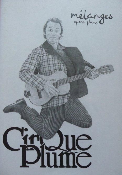 Programme Cirque PLUME 1999
