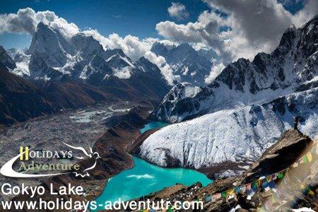 Gokyo Ri chola pass everest Trek, EBC Gokyo Lake Trek, | Holidays adventure in Nepal, The best trekking in Nepal, Himalayan trekking and tour operator Ajancy in Nepal.
