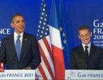 """Obama à Sarkozy : """"J'espère que Giulia a hérité du physique de sa mère plutôt que de celui de son père"""""""
