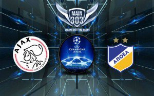 Prediksi Ajax vs APOEL 11 Desember 2014 UEFA Champions League
