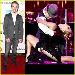 Derek Hough Performs Dramatic Tango at MPTF's Night Under The Stars Anniversary Celebration - ePeak.info