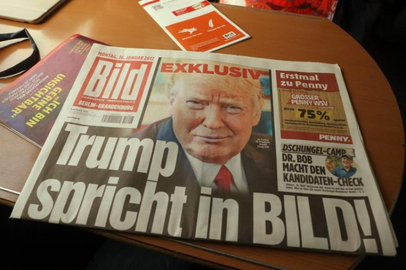 Trump threatens German automakers with a huge tax