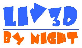 LiV3D By Night: #LIV3DByNight : Episode 379