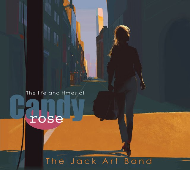 BAZAR MUSIC: THE JACK ART BAND. Ici et maintenant