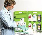 What all should be included in Chemical Spill Kits