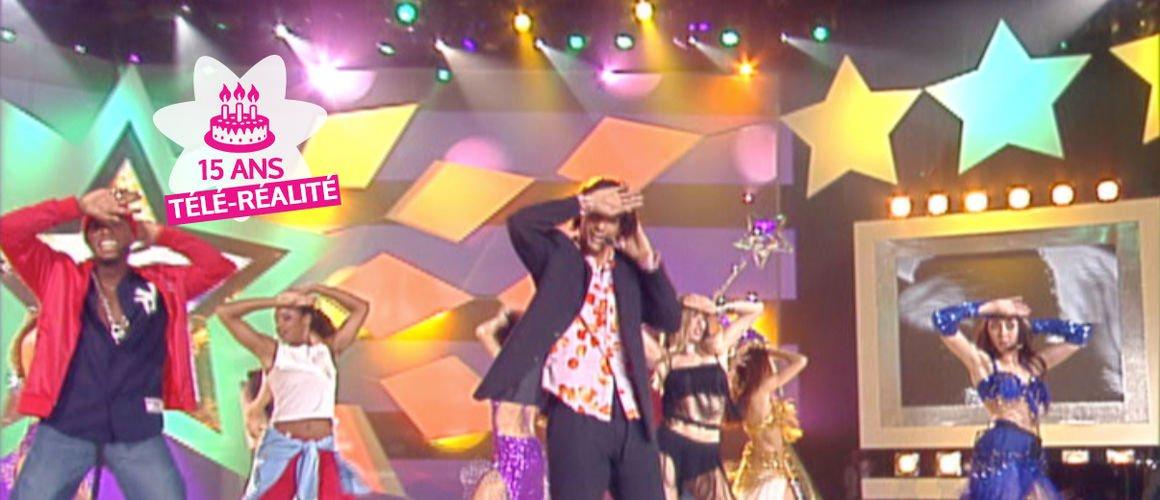 Cultissime ! Le soir où Georges-Alain (Star Ac' 2) provoqua l'hilarité en chantant le tube de Las Ketchup (VIDEO)