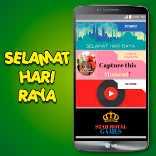 Hari Raya AidilFitri 2016 for Android ~ Star Royal Games