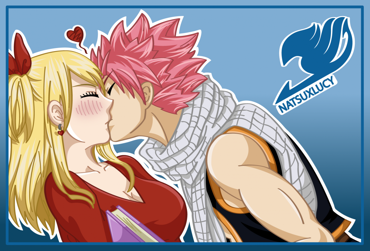NaLu by ~sombraescarlata on deviantART