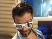 Christophe Maé : fan des Moonstaches de David Antoine!
