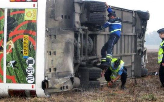 L'accident de bus scolaire fait plusieurs blessés