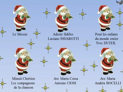 Un Noël tout en musique