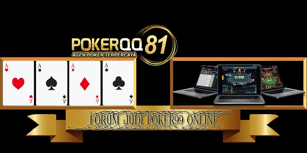 Forum Judi Poker99 Online