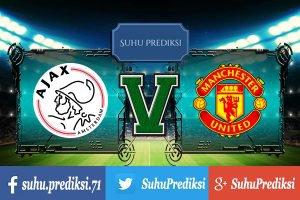 Prediksi Bola Ajax Vs Manchester United 25 Mei 2017