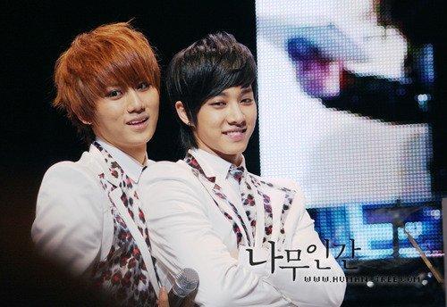 OS Kikwang and HyunSeung