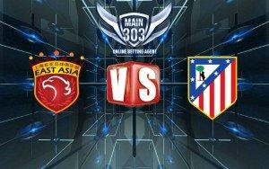 Prediksi Shanghai SIPG vs Atletico Madrid 4 Agustus 2015