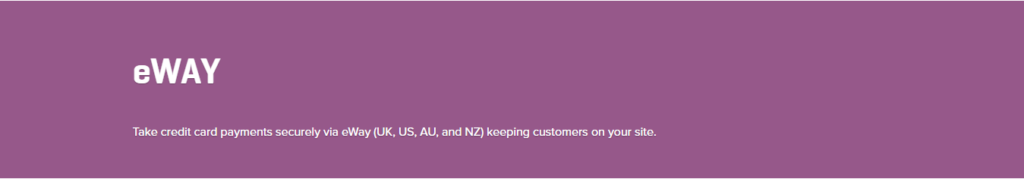 WooCommerce eWay Payment Gateway 3.1.13 Extension - Get Lot
