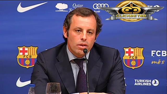 Sandro Rosell Selaku Mantan Presiden Barcelona Ditangkap Polisi