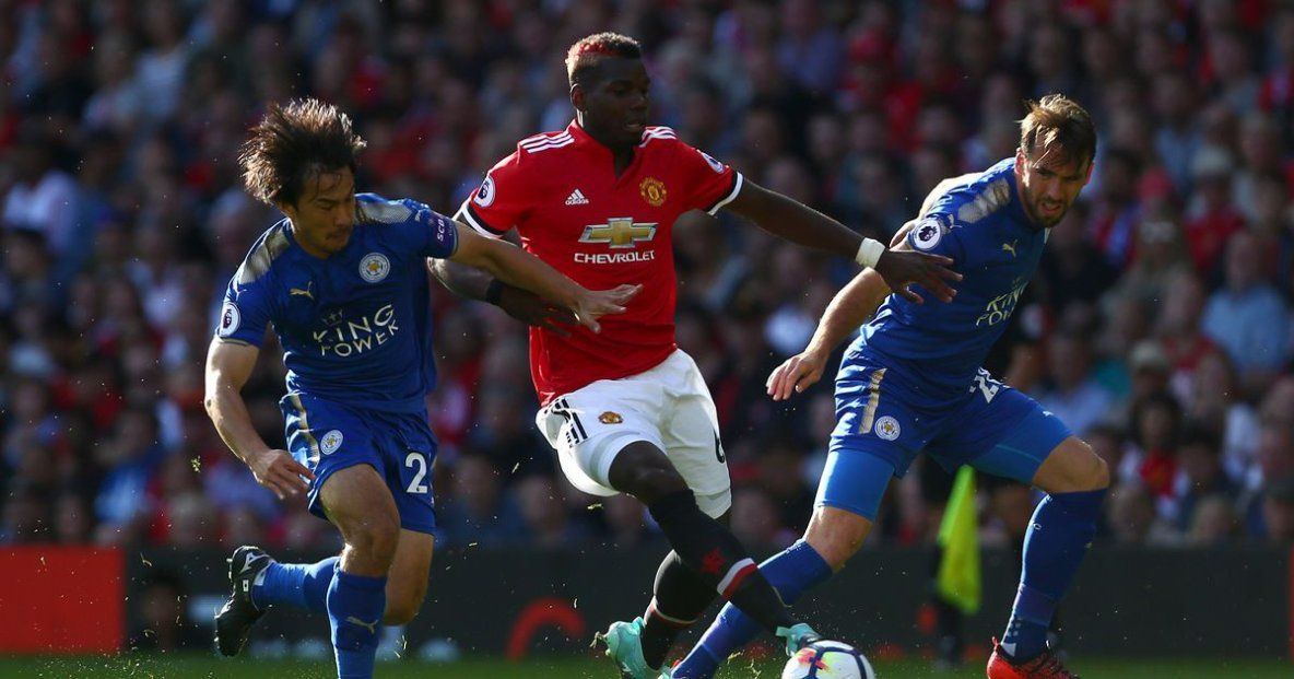 King Power Stadium Gelar laga Leicester Melawan Manchester United
