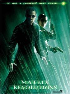 Matrix Revolutions (3) » Film et Série en Streaming Sur Vk.Com | Madevid | Youwatch