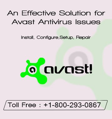 1-800-293-0867 Avast Antivirus Tech Support Phone Number