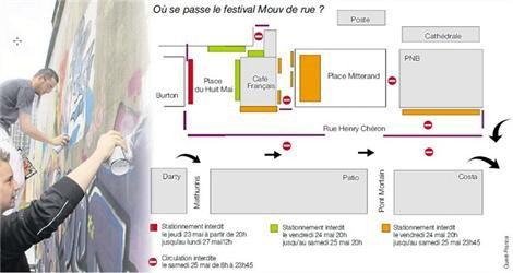 Lisieux. Le nouveau Festival Mouv de rue pour la jeunesse - Lisieux - Loisirs - ouest-france.fr