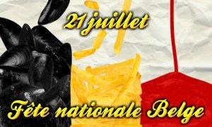 Un drôle de drapeau belge