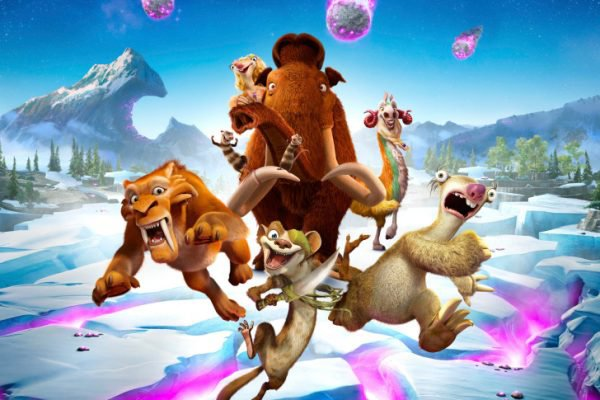 Sinopsis Ice Age: Collision Course
