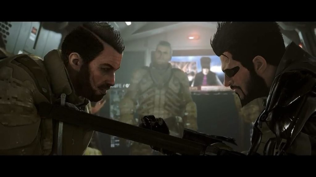 New Deus Ex: Mankind Divided Trailer Adds More Background Story, Gameplay