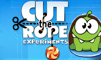 Cuttherope experiments - A new version of cut the rope game - RimSim Games