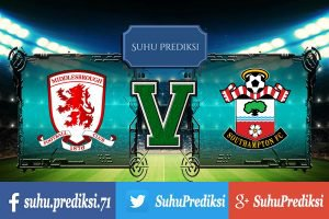Prediksi Bola Middlesbrough Vs Southampton 13 Mei 2017